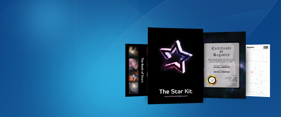 Global star registry